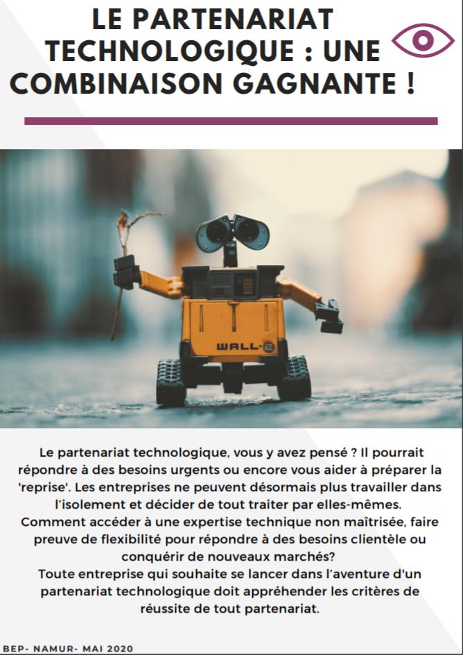 Partenariat Technologique