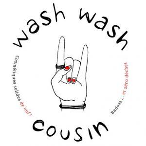 Wash Wash Cousin logo