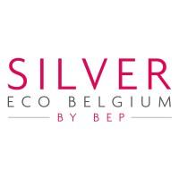 silver eco Belgium logo