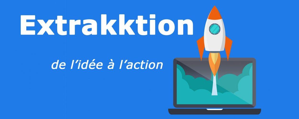 extrakktion, accompagnement pour les entrepreneurs du secteur numérique